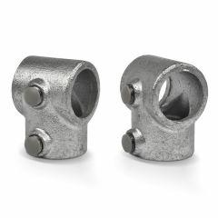 Afdekdop inbus 42.4 / 48.3 / 60.3 mm - grijs (25 stuks)