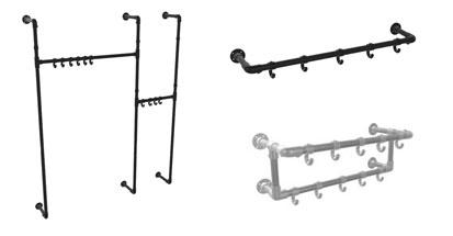 DIY bouwpakketten - Kapstokken