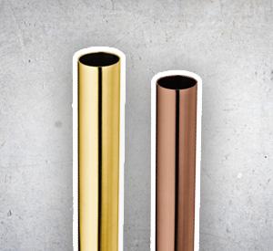 RVS koppelingen in Goud, Koper, Zwart en Zilver